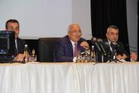 EYLEM PLANI - Kocamaz'dan Komisyonlara 'Görevinizi Yapmıyorsunuz' Uyarısı