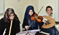 SEMAZEN - Mamak Kültür Merkezi Kursları, Sanatseverlerin Hizmetinde