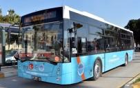 BELEDIYE OTOBÜSÜ - Mersin Şehir Hastanesi Ulaşımını Belediye Otobüsleri Sağlıyor