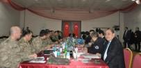 SEDDAR YAVUZ - Muş'ta Güvenlik Toplantısı