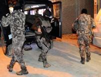 Muş'ta terör operasyonu: 37 gözaltı