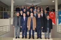 DÜŞÜNÜR - Niksar'da Milli İstihdam Seferberliği Toplantısı Yapıldı