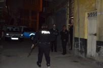 SİLAHLI SALDIRI - Osmaniye'de kahvehanede silahlı kavga