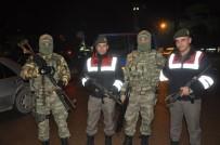 YENICEKÖY - Özel Harekatla Huzur Operasyonu