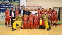 AVRUPA ŞAMPİYONU - Polisgücü Spor Challenge II'nin Namağlup Şampiyonu