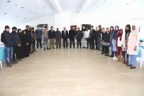ÖĞRENCI İŞLERI - Rektör Karacabey, Yabancı Uyruklu Öğrencilerle Bir Araya Geldi
