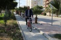 BİSİKLET - Sağlık Bakanlığı'ndan Mezitli Belediyesi'ne 850 Bisiklet