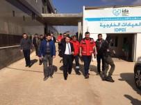 SAĞLıK BAKANı - Sağlık Bakanlığı Sınır Ötesinde Yeni Bir Hastane Kuruyor
