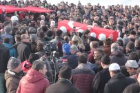 ERZURUM VALISI - Şehit Uzman Çavuş Sedat Atalay, Aşkale'de Son Yolculuğuna Uğurlandı