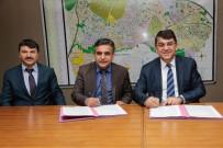 MUSTAFA ASLAN - Şehitkamil'de Arşivleme Ve Güvenlik İçin Protokol İmzalandı