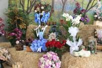 FUZULİ - Sevgililerin Tercihi Gül Ve Orkide