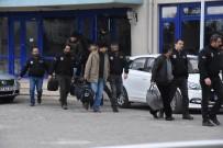 Sinop'ta FETÖ'den 8 Zanlı Adliyede