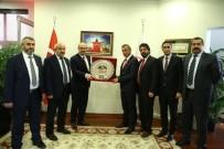MEHMET KARA - Sorgun TSO'dan, Ankara TSO'ya Hayırlı Olsun Ziyareti