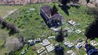 CAMİİ - Tarihi Çeşmeköy Camii Restore Ediliyor