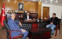 KOÇAK - Taşucu Koop'tan Başkan Turgut'a Ziyaret