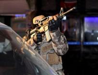 Terör örgütlerine yönelik operasyonlar