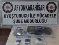 Uyuşturucu Madde Ticareti Yapan 4 Şüpheli Gözaltına Alındı