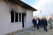 CEMEVI - Vali Arslantaş'tan Ganiefendi Köyü Sakinlerine Geçmiş Olsun Ziyareti