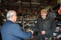 YAYLAK - Vali Tuna Bozova İlçesini Ziyaret Etti