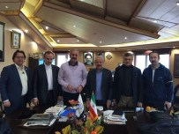 NECAT GÖRENTAŞ - Van'dan İran'a Çıkartma