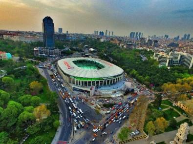 Vodafone Arena'da bir ilk