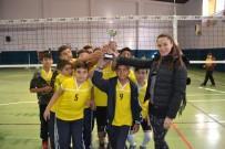 ZEYTINLI - Voleybolda Şehit İdris Güler Ortaokulu Şampiyon
