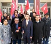 SİYASİ PARTİLER - VP İl Başkanı Albayrak, Vali Koçak'ın Açtığı Davada Beraat Etti
