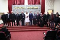 MEMDUH BÜYÜKKıLıÇ - 14 Şubat'ta 23 Çift Melikgazi'de 'Evet' Dedi