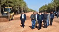 YOL ÇALIŞMASI - 5 Milyon TL'lik Kirişçiler Yolu'nda Sona Gelindi