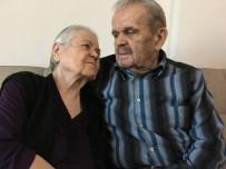 KORDON - 67. Yıllarını Kutlayan Yaşlı Çift Ölüme El Ele Gitmek İstiyor