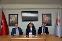 AK Parti İl Başkanlığı Haftalık Olağan Basın Toplantısı