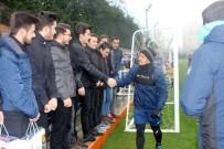 Akademi Lise Öğrencileri, Başakşehir Spor Kulübü'nü Ziyaret Etti