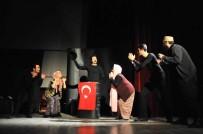 GEZİ OLAYLARI - Akşehir'de 'Matruşka' Oyunu Sahnelendi