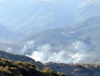 HATAY VALİSİ - Amanos Dağları'nda çatışma: 1 şehit