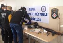 Ankara'da Uyuşturucu Ve Terör Operasyonları Açıklaması 171 Gözaltı