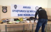 Ankara'da Zehir Tacirlerine Şafak Operasyonu Açıklaması 58 Gözaltı