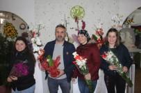 Artvinli Çiçekçiden Sevgililer Günü'ne Özel Klip