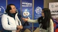 ERZURUM VALISI - Aydemir'den EYOF 2017 Boyutunda Üç Vurgu