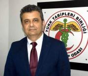 HORMONLAR - Aydın Tabip Odası Başkanı Karagözlü Açıklaması Nefes Alan Herkes Sevsin