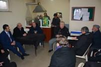 AHMET POYRAZ - Başkan Albayrak'tan, Hayrabolu Ve Malkara'ya Ziyaret