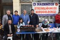 TÜRKİYE EMEKLİLER DERNEĞİ - Başkan Alıcık, Sucuk Ekmek Şenliğine Katıldı