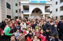 Başkan Karaosmanoğlu, Gebze Emlak Konut Okulunu Ziyaret Etti