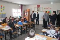 İMAM HATİP - Başkan Vekili Erat, Öğrencilerle Bir Araya Geldi