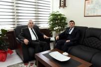 CEVDET CAN - Başsavcı Turhan, Görevine Başladı