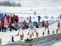 KANDILLI - Biatlon Erkekler 7.5 Kilometrede Zafer Çek Cumhuriyeti'nin