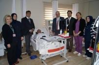 BÖBREK YETMEZLİĞİ - Biga Devlet Hastanesi Diyaliz Ünitesi Hasta Kabulüne Başladı