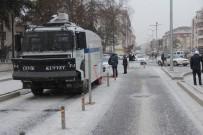 Bolu'da Güvenlik Önlemleri Üst Seviyeye Çıkartıldı