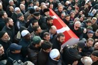 NİLHAN OSMANOĞLU - Bülent Osman Son Yolculuğuna Uğurlandı