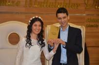 ÇEKMEKÖY BELEDİYESİ - Çekmeköy'de 43 Çift Sevgiler Günü'nde Evlendi