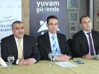 BUZDOLABı - CLK Uludağ Elektrik, 'Yuvam Güvende' Kartını Tanıttı